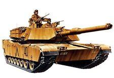 Tamiya us Abrams m1a1 120 mm 1:35 - 300035156