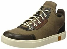 Timberland Sneaker Uomo A1aq0 Amherst Canteen Canvas N°44