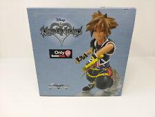 Disney Kingdom Hearts Gallery Sora Statue Diamond Select - Display Model