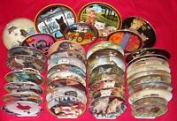 CAT PLATES LAUREL BURCH, ROSINA WACHTMEISTER, LESLEY ANNE IVORY, & MORE - SELECT