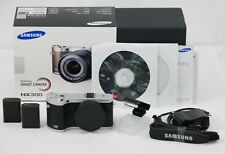 Samsung NX nx300 20,3 MP Fotocamera digitale-Black, solo body (002x)