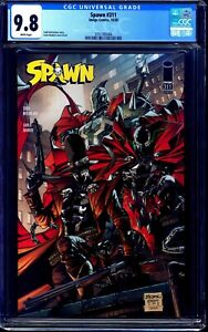 Spawn #311 CGC 9.8 Gunslinger Spawn UNIVERSE COVER NM/MT Todd McFarlane