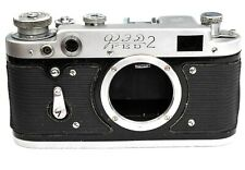 F.E.D FED 2 RUSSIAN RANGEFINDER 35mm CAMERA BODY C/W GOSSEN SIXON LIGHT METER