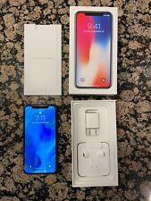 Apple iPhone X - 256Gb - Space Gray (Verizon) A1865 (Cdma+Gsm) - Oem Accessories