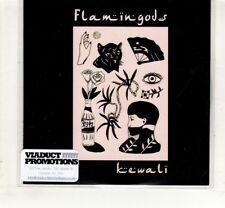 (HL850) Flaming Gods, Kewali - 2017 DJ CD
