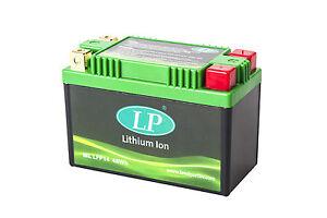 Batterie LP Litio Aprilia Sxv 550 USA 550 Bis