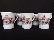Kaffeebecher Porzellan 6tlg Set Kaffeetassen Kaffee 0,3l Becher NEU
