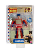 Convertible Postman Pat Transforming into a Post Van Toy Figure Playset *New