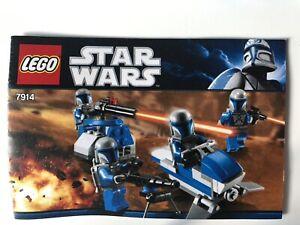 LEGO Star Wars Clone Wars 7914 Mandalorian Battle Pack
