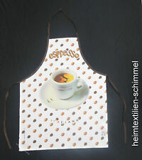 Küchenschürze Kochschürze Grillschürze Partyschürze Schürze Grill Küche ESPRESSO