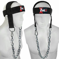 Head Harness  Neck Exercise GYM Training Dipping Latest Weight Lifting Trainer