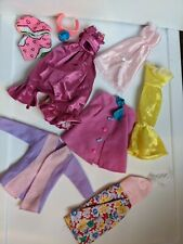 Barbie Doll 90s 00s Clothing Lot- Mix & Match Tops, Bottoms, Loungewear, Etc
