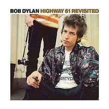 BOB DYLAN: Highway 61 Revisited [Remaster] (CD) New / Sealed / Free Shipping