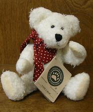 Boyds Plush #500100-01 LATTE O BEAR, J.B. Bean Bear NEW/Tag From Retail Store