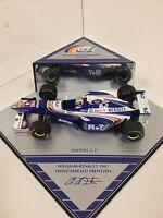 OYNX Heinz-Harald Frentzen Williams Renault 1997 British G.P. Diecast 1/43 NEW