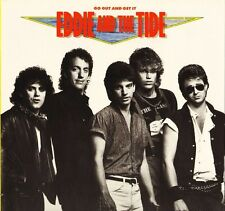 EDDIE AND THE TIDE go out and get it 790 289-1 german atco 1985 LP PS EX+/EX+