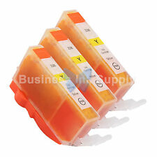 3 YELLOW CLI-226 Ink for Canon Printer PIXMA MX712 MX882 MX892 iP4820 CLI-226Y