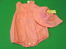 Ralph Lauren baby girls new dress hat 6 months NWT