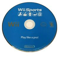 Wii Sports DISC ONLY Nintendo Wii 2006 FAST SHIPPING via USPS first class mail