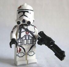Lego 91st CLONE TROOPER NEYO Minifigure -Custom Printing, Helmet, DC-15S-
