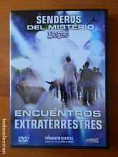 DVD ENCUENTROS EXTRATERRESTRES - SENDEROS DEL MISTERIO 3 - AÑO CERO (B6)