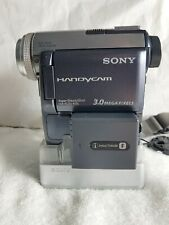 SONY DCR-PC350 miniDV Digital Camera Video Recorder w/ Accessories.