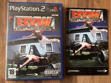 PS2:     BYW DON'T TRY THIS AT HOME    PAL
