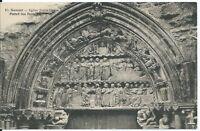 CPA -21 - SEMUR - Eglise Notre-Dame Portail des Bleds