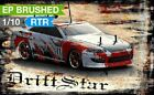 Exceed RC 1/10 Drift Star RTR Electric Brushless Remote Control Drift Car Red