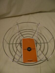 GRANITE WARE CANNER RACK WITH GUIDE/ NEW