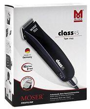 Moser ProfiLine Class - 45 Haarschneider mit 1 mm Wechselschneidsatz / 45 Watt