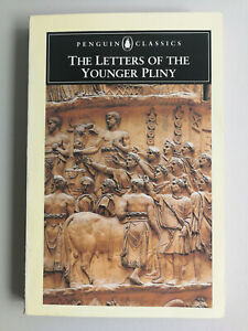 Letters of the Younger Pliny Penguin Classics PB VGC