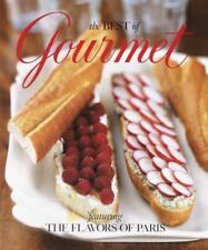 The Best of Gourmet 2002 : Featuring the Flavors of Paris (2002, Hardcover)