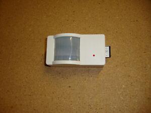 12 Volt DC Bewegungsmelder 5 Ampere = 60 Watt