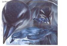 fsat 2018 taaf bird aves vogel oiseaux Prion Mac Gillivray Pachyptila 1v MNH **