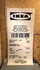 "IKEA X VIRGIL ABLOH OFF WHITE ""RECEIPT"" RUG - LIMITED EDITION ART"
