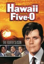 Hawaii Five-O: The Fourth Season [New DVD] Full Frame, Slim Pack, Slipsleeve P