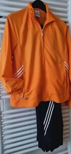Adidas Traningsanzug Climalite Sport-Freizeit-Jogging-Präsentation-40-42-M-48-50