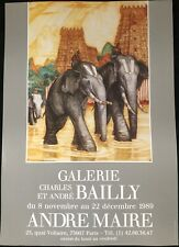 MAIRE ANDRE GALERIE CHARLES ET ANDRE BAILLY 1989