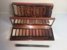 URBAN DECAY Naked Heat Palette Latest Edition Limited Quantity 100% Genuine BNIB