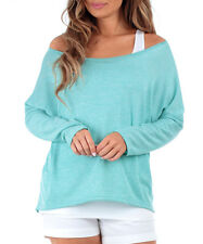Oversized Jumper Size 8 Mint Green
