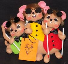 ANNALEE BUNCHA BLIND MICE TRICK OR TREATERS 323706