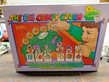 RARE 1997 The Big Comfy Couch Hidden Treasures The Memory Matching Game Complete