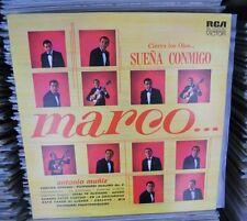 MARCO ANTONIO MUÑIZ CIERRA LOS OJOS SUEÑA CONMIGO MEXICAN LP POP EN ESPAÑOL