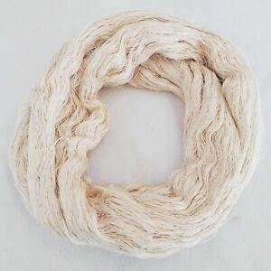 Crochet Thread Size 80 - 100% Mercerised Undyed Cotton Lace Tatting Skein