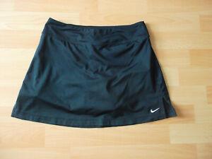 Nike Tennisrock Innenhose schwarz Dri fit Gr. S