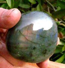 160g NATURAL Labradorite Crystal Gem Stone Original Healing