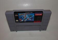 Mega Man X (Super Nintendo Entertainment System, 1993) SNES Game Megaman VGC