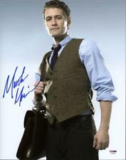 Matthew Morrison Glee Signed Authentic 11X14 Photo Autographed PSA/DNA #X35995