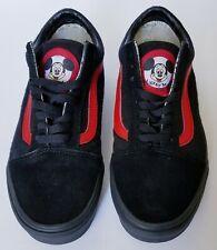 Vans Old Skool Disney Mickey Mouse Club Men's Size 10 Skate Shoes